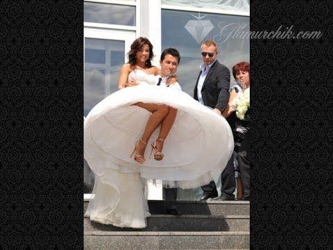Прикольная свадьба, жених удивил невесту, флэшмоб!