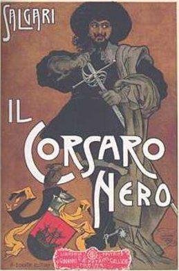 [¯ ¯] Ebook: Il Corsaro Nero - Emilio Salgari ( clicca l'immagine x leggere il post )