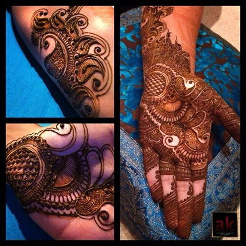 AK HENNA BEAUTIFUL 2014 HIGHLIGHTS…. This weekend sharing some of the AK Henna…