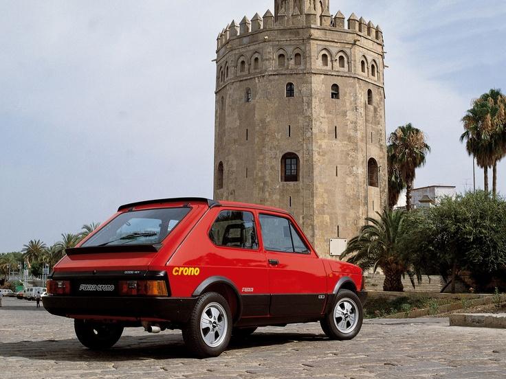 Seat Fura Crono 1.4 (1982)