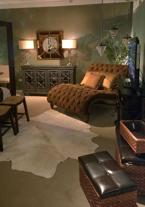Great Haute Living   Interior Design   Visual Merchandising   American Furniture  Warehouse   University Store