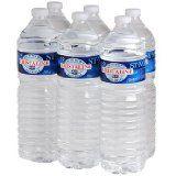 Cristaline - Eau de source - Pack de 6 bouteilles x15L