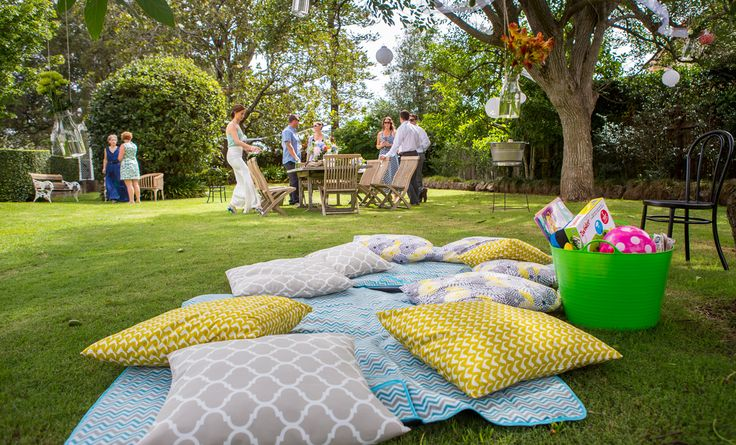 Kids Entertainment + Garden Reception - Salt Studios| Toowoomba Wedding and Commercial Photography