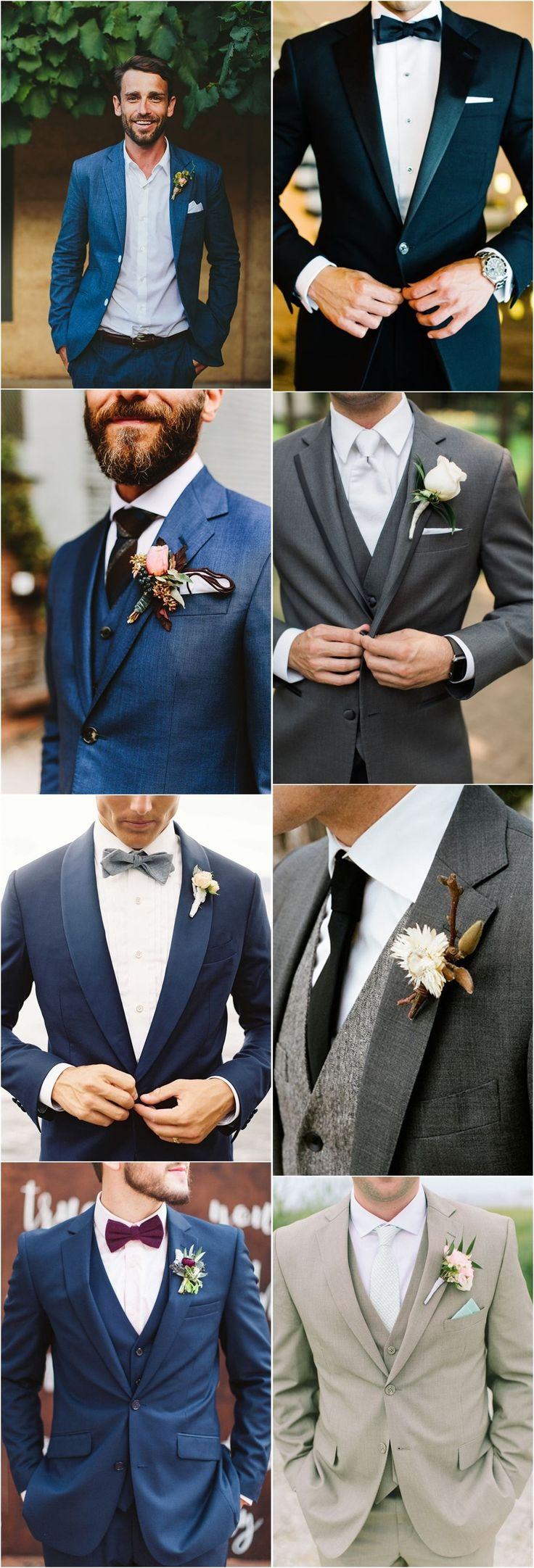 Wedding Ideas » Groom » 36 Groom Suit That Express Your Unique Styles and Personalities » ❤️ See more: #Capri #Jewelers #Arizona Offers Unique #Jewelry along with No Credit Check #Financing Options ~ #Jeweler on premises ~ Lifetime Warranty ~ We Price Match & much more…Stop by or #Shop #Online www.caprijewelersaz.com