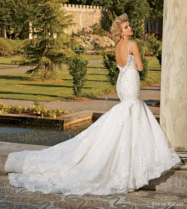 Eve of Milady & Amalia Carrara Wedding Dresses | Wedding Inspirasi