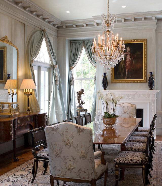 Beautiful Dining Rooms: My Favorite Interiors