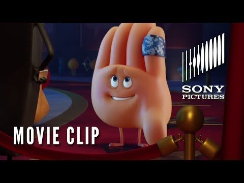 THE EMOJI MOVIE Clip - He's A Knucklehead - YouTube