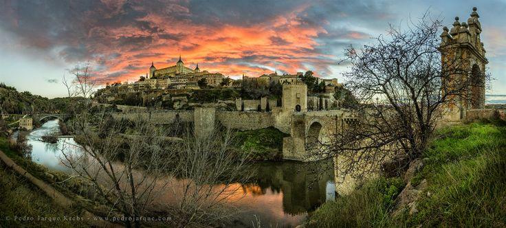 Apocalypse in Toledo by Pedro Jarque Krebs on 500px