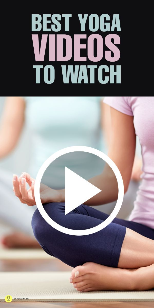 Top 10 Yoga Videos From Youtube