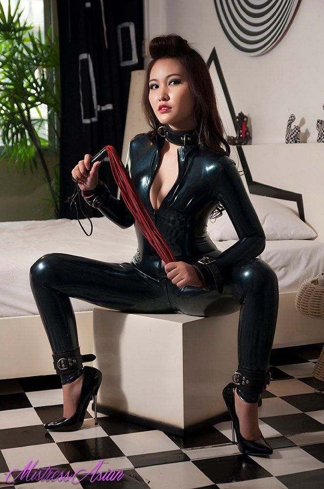 Last asian mistress slave für