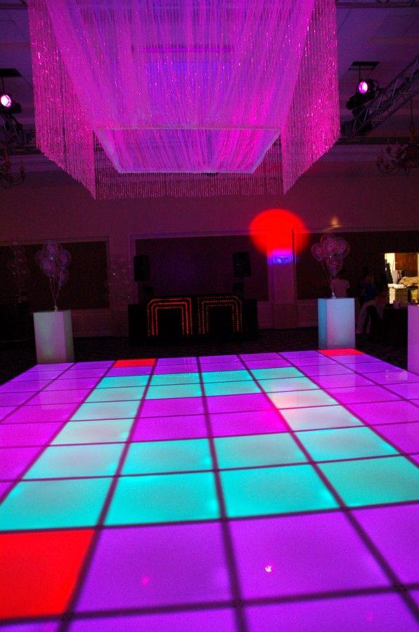 Custom Dance Floors by PRI Productions - YPO