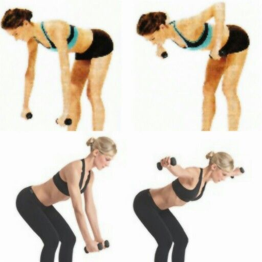 Good back toning and back fat workout