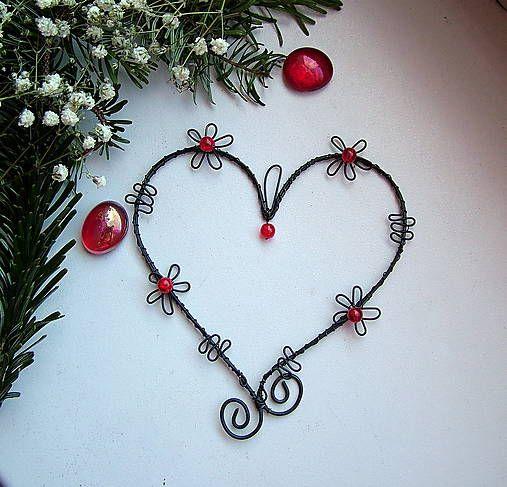 Sydän punaisella