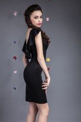 Rochie Amira Neagra- www.zonia.ro