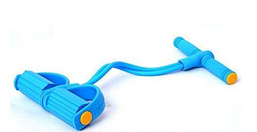 cool edealing (TM) Gym Fitness Yoga pedal de accionamiento por cable tubo las bandas de material de herramienta de resistencia Gimnasio