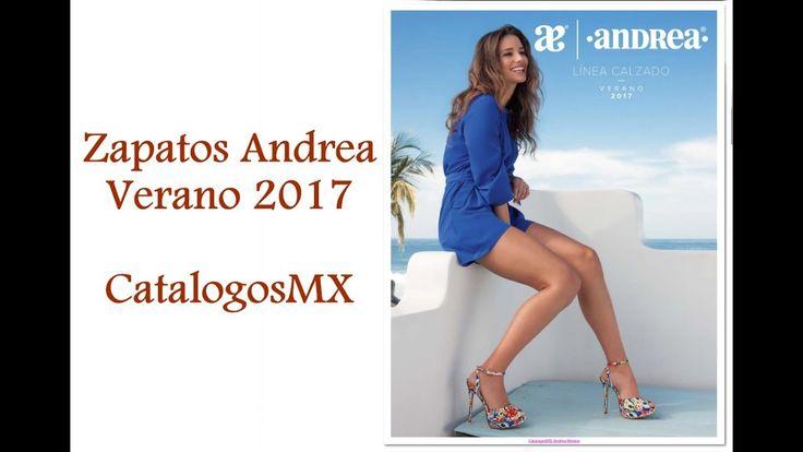 Colección de Zapatos Andrea Verano 2017 para Damas. Ver Colección Oficial► http://www.catalogosmx.moda/2017/05/andrea-catalogo-zapatos-dama-verano-17-mexico.html