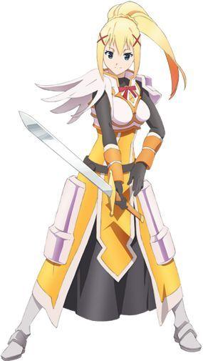 Raratina Dustiness Ford #KonoSubarashiiSekainiShukufukuwo #cosplay #coser #anime