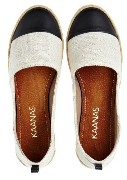 Love the look but they fit horribly....Walk in style in the Marsei Espadrille