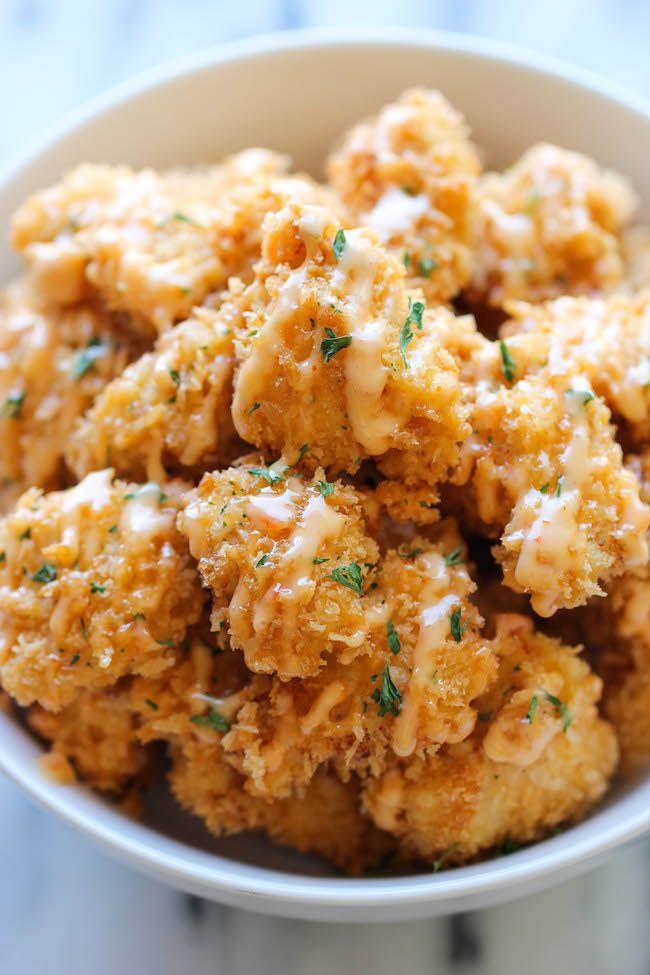 Bang Bang Chicken - Damn Delicious