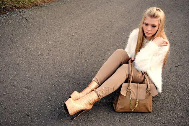 Rozalia Fashion: GOLD GOLD/ FITOMED