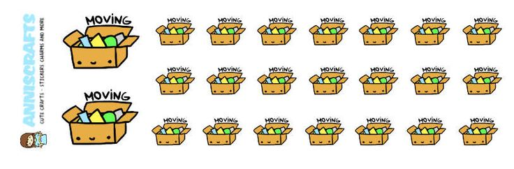 23 MOVING Kawaii Planner Stickers Happy Planner Organiser Moving Day Stickers Erin Condren Filofax Kikki K Cute Stickers anniscrafts UK by etsyanniscrafts on Etsy https://www.etsy.com/uk/listing/504503916/23-moving-kawaii-planner-stickers-happy