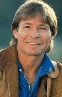 John Denver born in 1943 and died in an airplane crash in 1997.  What a great song writer and singer.