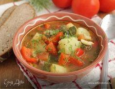 Шурпа Вкусный и несложный в приготовлении наваристый суп на обед. Перед подачей посыпать мелко нарубленной зеленью. Приятного вам аппетита! #едимдома #рецепт #готовимдома #кулинария #домашняяеда #шурпа #обед #первое #суп