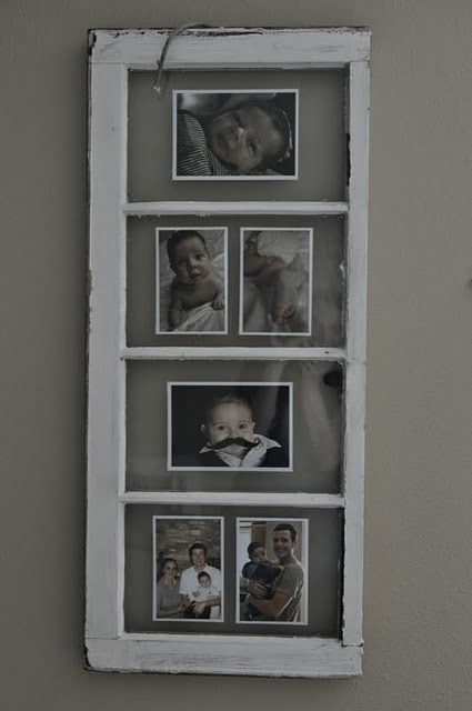 1000 ideas about window picture frames on pinterest window panes picture frames and old windows. Black Bedroom Furniture Sets. Home Design Ideas