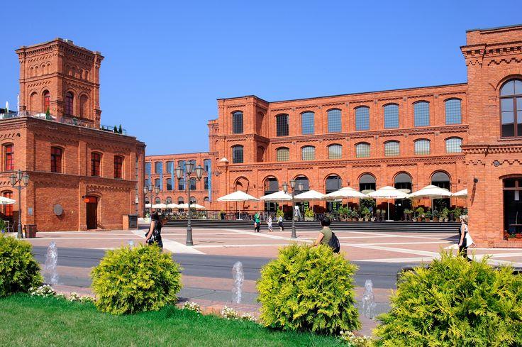 Manufaktura, Łódź (Poland)