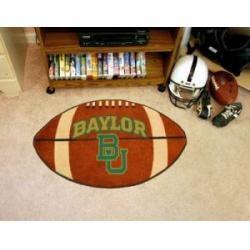 "Baylor Bears Football Rug 22""x35"""