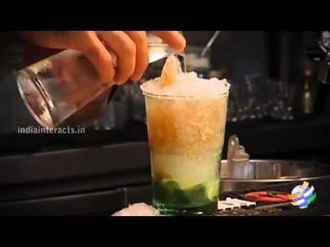 Tamarind Mojito Cocktail