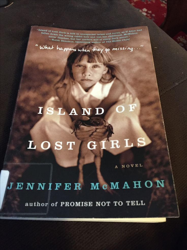 Good, quick, easy read by McMahon who can be hot or cold.  Missing girls, a fake Easter Bunny but a tale worth reading.