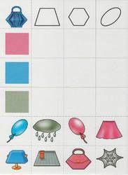Logika - tvar a barva