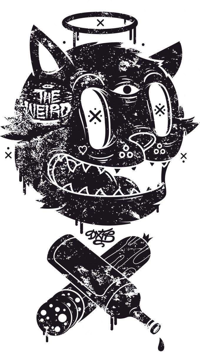 Idea by Amir Levi Design & Illustrat on Cool
