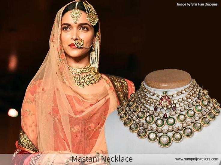 bajirao mastani jewelry