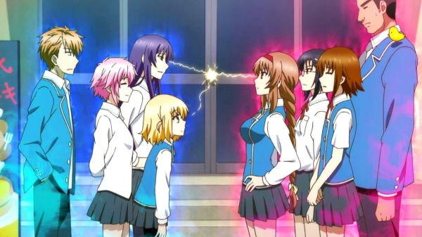 Now that we have a new batch of characters we also have our first bit of story progression for D-Frag!