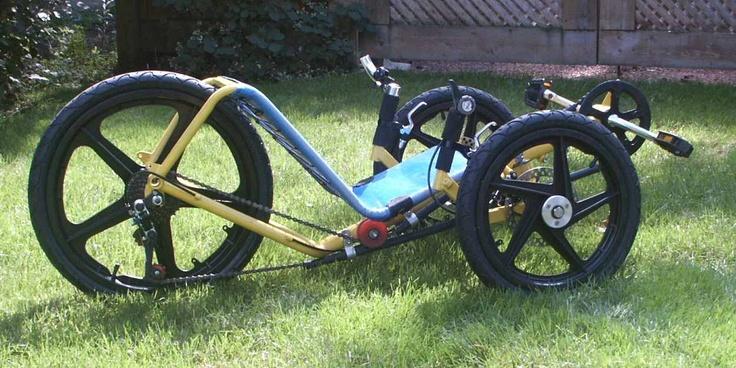 Home Built Trike