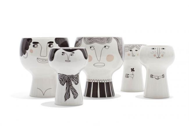 colección de porcelana de Meyer Lavigne