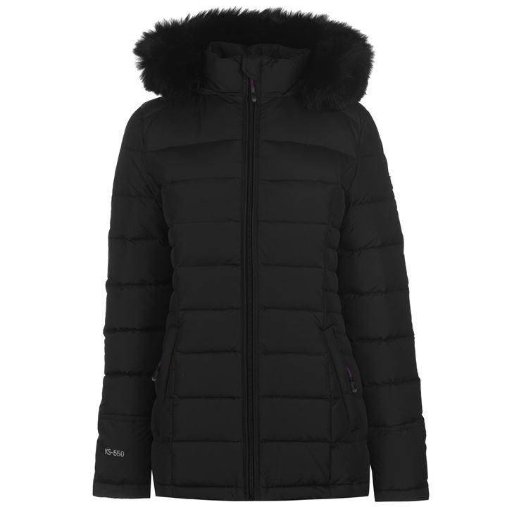 c066aac004d Karrimor Hood Down Jacket Ladies in 2019 | Outerwear | Jackets ...