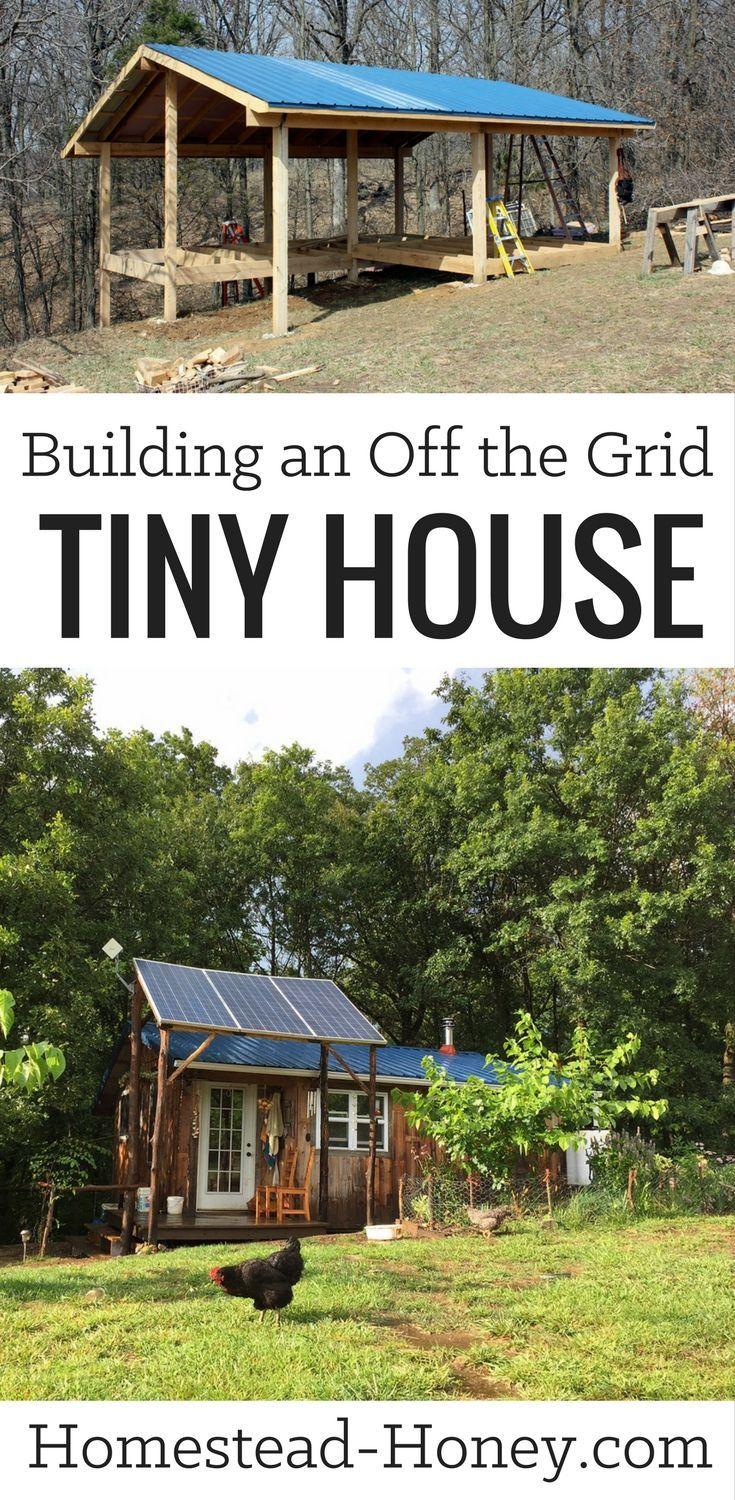 Interested in building an off the grid tiny house? I've collected all of my articles about building our tiny home in one place, so anyone interested in small-scale construction can follow our process from beginning to end.   Homestead Honey