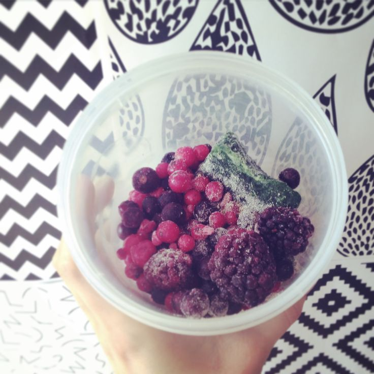 fruits coctail - by Marta Olszewska