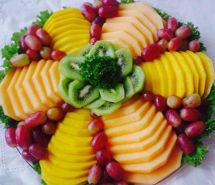 Eat more fruits...