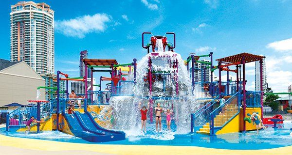 Paradise Resort Gold Coast family holiday competition winner announcement