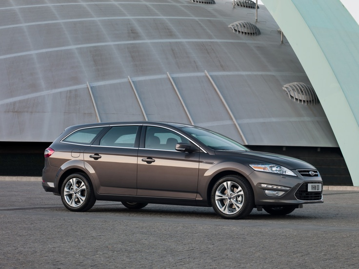 Ford Mondeo Station Wagon 2011