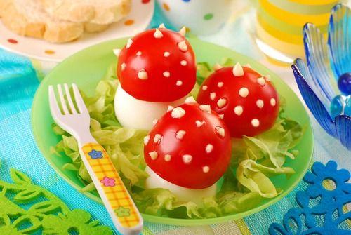 Telur 'Jamur'