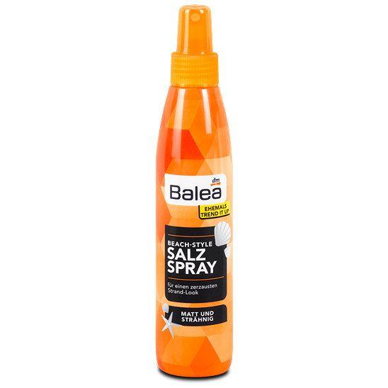 Balea Beach-Style Salz-Spray, Haarsprays