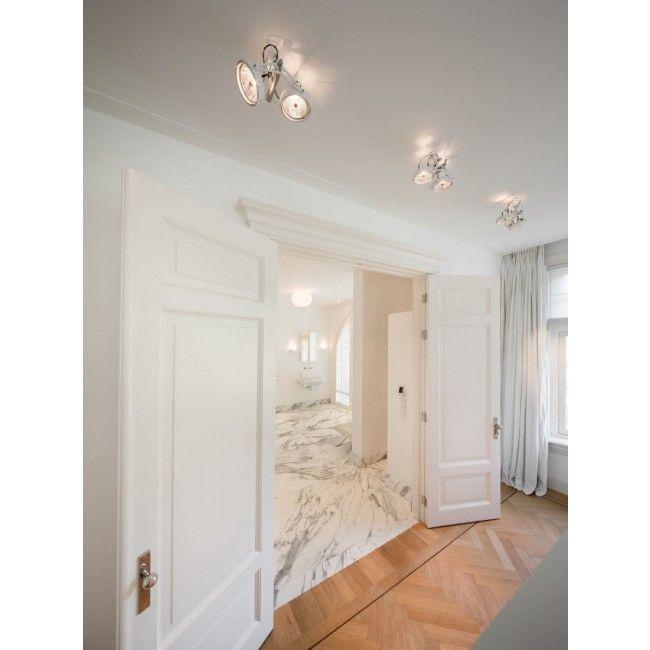 De plafondlampen van Modular Nomad passen bij elk interieur! Bestel hem direct op www.lightbrands.nl #verlichting #sfeer #nomad #modular #inspiratie #inspiration #design #homedeco #plafondverlichting #plafond #ceiling