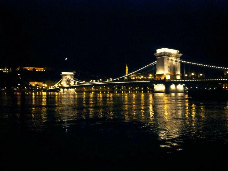 Lanchid, Budapest, Hungary