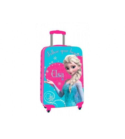 Troler ABS Disney Frozen Elsa 55 cm