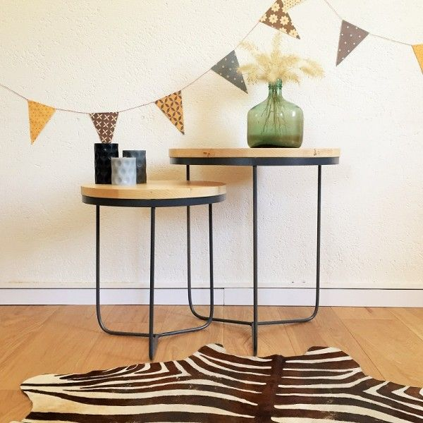 1000 id es sur le th me table basse gigogne sur pinterest - Table basse gigogne vintage ...